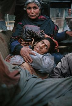 War   Steve McCurry - Kabul, Afghanistan