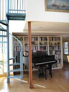 Aiden & Charlie's Artistic Modern Farmhouse — House Tour | Apartment Therapy