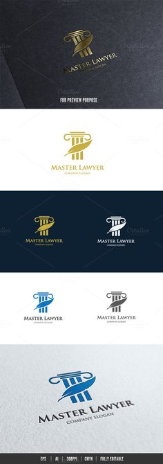 Law Firm Logo Law firm logo, Logos and Company logo - law firm brochure