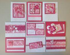Set of 9 based on Joyfully Made One Sheet Wonder pattern