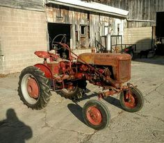 1000 Images About Not John Deere On Pinterest Tractors Old Tractors And Antique Tractors