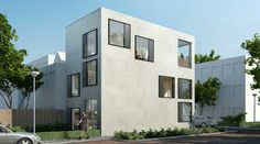 """window house"" in Almere, The Netherlands by 8A Architecten, Rotterdam"