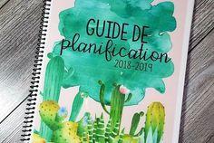 Mon guide de planification 2018-2019