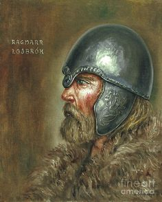 Ragnar Lodbrok Sigurdsson was born around the year 750 AD in Uppsala, Sweden.  He died as a captured enemy of King Aella of Northumbria, meeting his death in a poisonous snake pit in 845 AD.