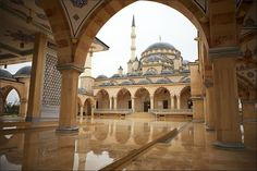 60+ Amazingly Beautiful Mosques Around the World | Rah-e-Haq