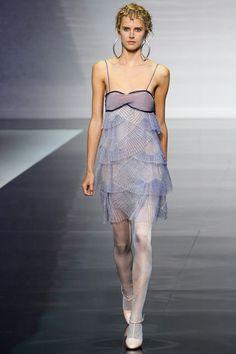 Emporio Armani Collection Slideshow on Style.com