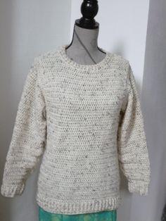 Häkelpullover   Crochet pullover