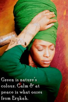 02 - Erykah Badu's african headwraps