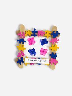 Daycare Crafts, Sunday School Crafts, Classroom Crafts, Baby Crafts, Craft Stick Crafts, Toddler Crafts, Preschool Crafts, Arts And Crafts For Kids Toddlers, Toddler Art