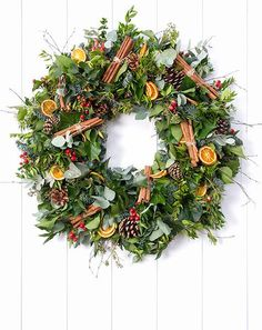 Classic - Traditional Wreath