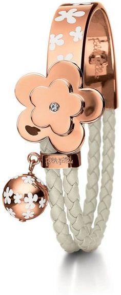 Emmy DE * Folli Folie White Bonding Bracelet
