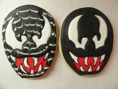 Venom Cookies