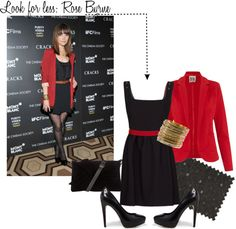 Look for less: Rose Byrne