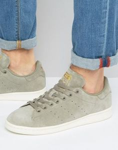 319f5f18efe adidas Originals Stan Smith Trainers In Green BB0038 Stan Smith Trainers, Adidas  Stan Smith Sneakers