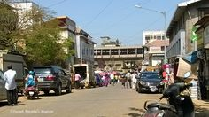 Mumbai daily: Our world - Hasnabad lane in Santacruz on a quiet Sunday afternoon.