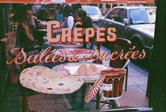 Creperie in Paris