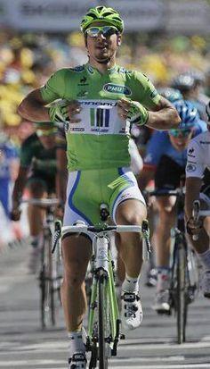 7. etapa: Montpellier - Albi (205 km) Peter SAGAN