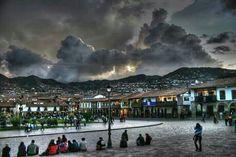 La bella e Imperial ciudad del #Cusco - #Perú