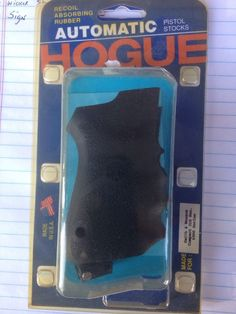 Hogue Smith and Wesson Compact 3rd Gen. 6900 Series Grips #Hogue