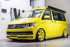 13¹311 Vw Transporter Conversions, Vw Transporter Van, Vw Bus, Volkswagen Group, Vw T5 Campervan, T4 Camper, Campers, T5 Tuning, T6 California