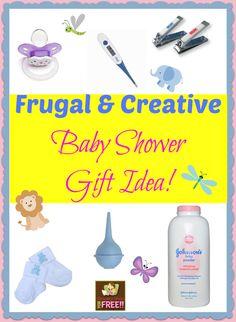 Diversión, frugales y significativas Ideas de regalos! Baby Shower Regalo!