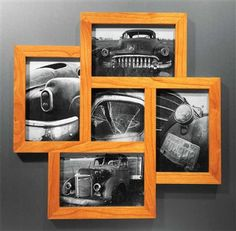 AW Extra 3/20/14 - Five-Photo Frame - Woodworking Projects - American Woodworker
