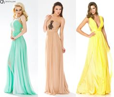 Ravishing and luxurious prom evening dresses for your magical night, made out of natural silk. Which color is your favorite?  #cristallini #springsummer #graduationdress #prom #promdresses #pageant #pageantgowns #luxury #fashion #style #eveningstyle #eveningdresses #longdresses #party #handcrafted #gowns #embroidery #silkgowns #eveningstyle #puresilk #naturalsilk #glamour #elegance #beauty #luxurystyle #luxurydresses  #romaniandesigner