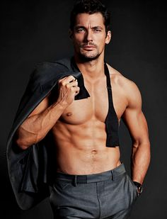 David Gandy for GQ Australia Men of The Year December 2015, ph. Jordan Graham.