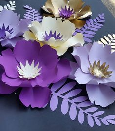 Sneak peek. I'm having a swell day with these colors. #allshadesofpurple #ivory #gold. #paperart #eventbackdrop #eventdesign #art #handmade #paperartist #interiordecor #weddingdecor #handmadeisbetter #paperflowers #paperflowerwall #flowersofinstagram #flowerstagram #flowerbackdrop #eventdecor #partyplanner #event #eventplanner #photobooth #setdesign #flowerwall #purple #ivory #minnesotaartist #luxurywedding