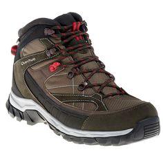 49,95€ - Hiking shoes Quechua Forclaz 500 High Man Novadry QUECHUA