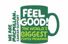Image result for macmillan coffee morning logo