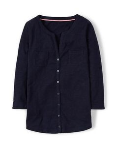 love the fabric and cut of this  Easy Jersey Shirt