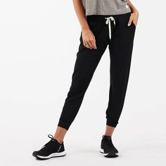 The Performance Joggers are the softest joggers ever' built from premium stretch performance material' making these the coziest pants you'll ever own. Athleisure, Best Joggers, Joggers Outfit, Joggers Womens, Womens Workout Outfits, Jogger Pants, Daily Wear, Active Wear For Women, Black Pants