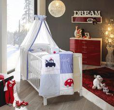 Hübsches Gitterbett von MY BABY LOU für Ihr Kleinstes
