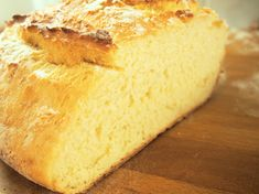 vehnaleipä viipale Cooking Recipes, Bread, Food, Eten, Bakeries, Meals, Breads, Recipes