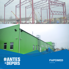 #Excellens #Fapomed #Ukraine #Projects #Construction #Engineering