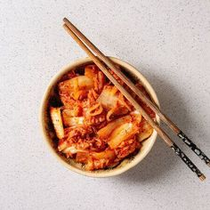 Korean Appetizers, Thai Red Curry, Food Photography, Tasty, Vegan, Healthy, Tableware, Ethnic Recipes, Kitchen