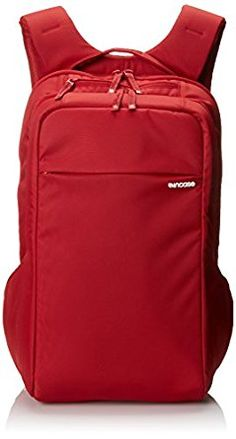 Amazon.com | Incase Icon Slim Pack, Red, One Size | Casual Daypacks