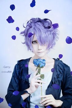 gary - ib game cosplay                                                                                                                                                                                 More