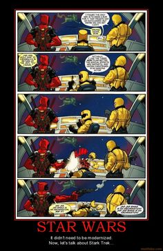 One of the many reasons why I love Deadpool is his appropriate sense of proportional response.