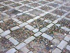 Mosaicos de piedra, mármol y baldosas de barro | TodoBarro