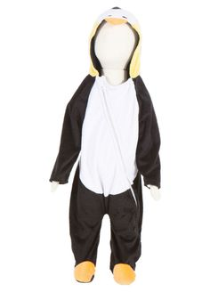Penguin All in one Costume by Pretend To Bee