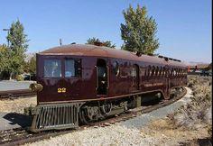 1910. Railway car. Looks American. Strange futuristic styling.
