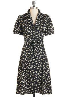 Yea or Neigh Dress | Mod Retro Vintage Dresses | ModCloth.com