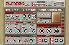 Free: BumBer Deluxe VST Synthesizer Plugin by BeatAssis.eu | ProducerSpot http://www.producerspot.com/free-bumber-deluxe-vst-synthesizer-plugin-by-beatassis-eu