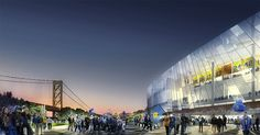 Warriors Sports And Entertainment Venue - Picture gallery