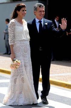 Os 10 vestidos de noiva mais pinados na Argentina - Portal iCasei Casamentos