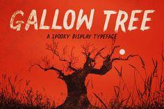 Gallow Tree - Free Font