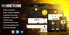 Discount Deals Honeycomb - Responsive One Page HTML5 TemplateWe provide you all shopping site and all informations in our go to store link. You will see low prices on
