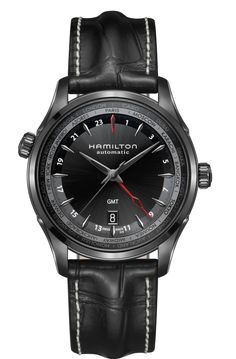 Montre hamilton Jazzmaster GMT Auto, limited edition